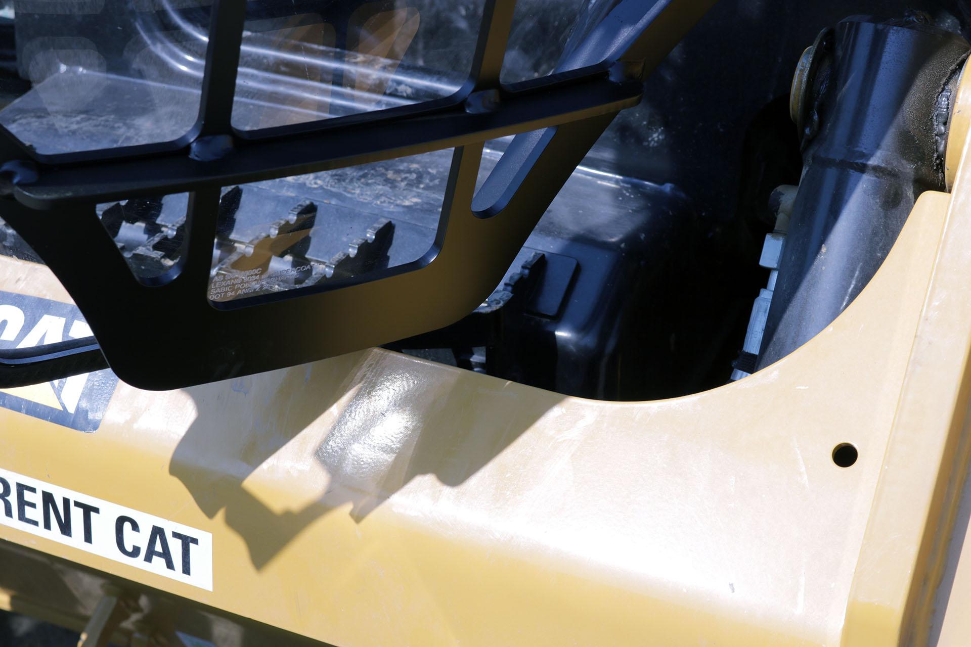 CAT 226D 5x5 Skeleton Door