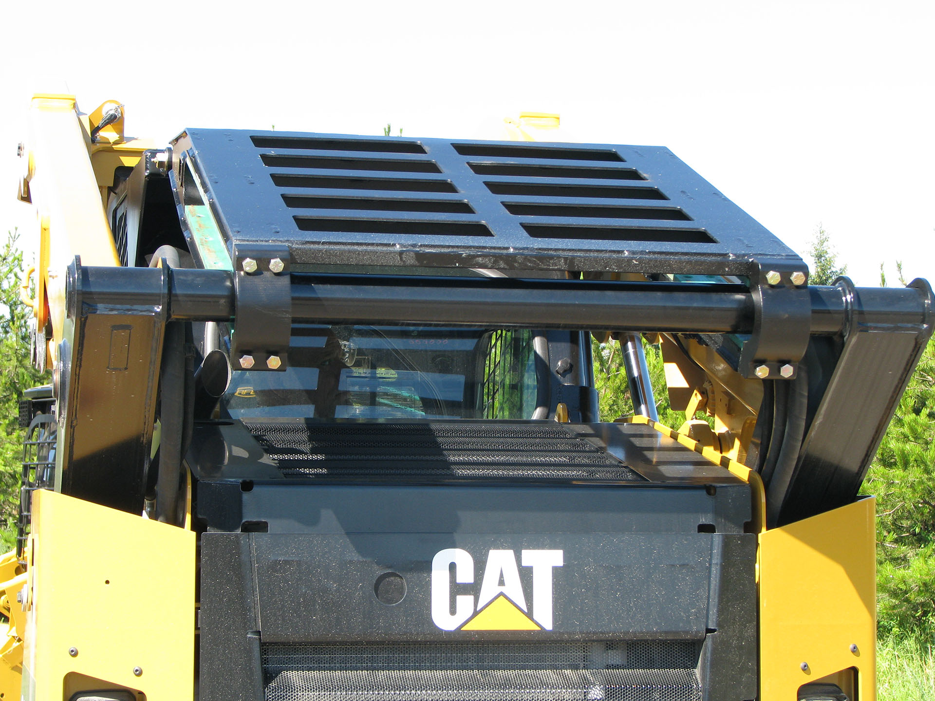 CAT 289D Enhanced Guard