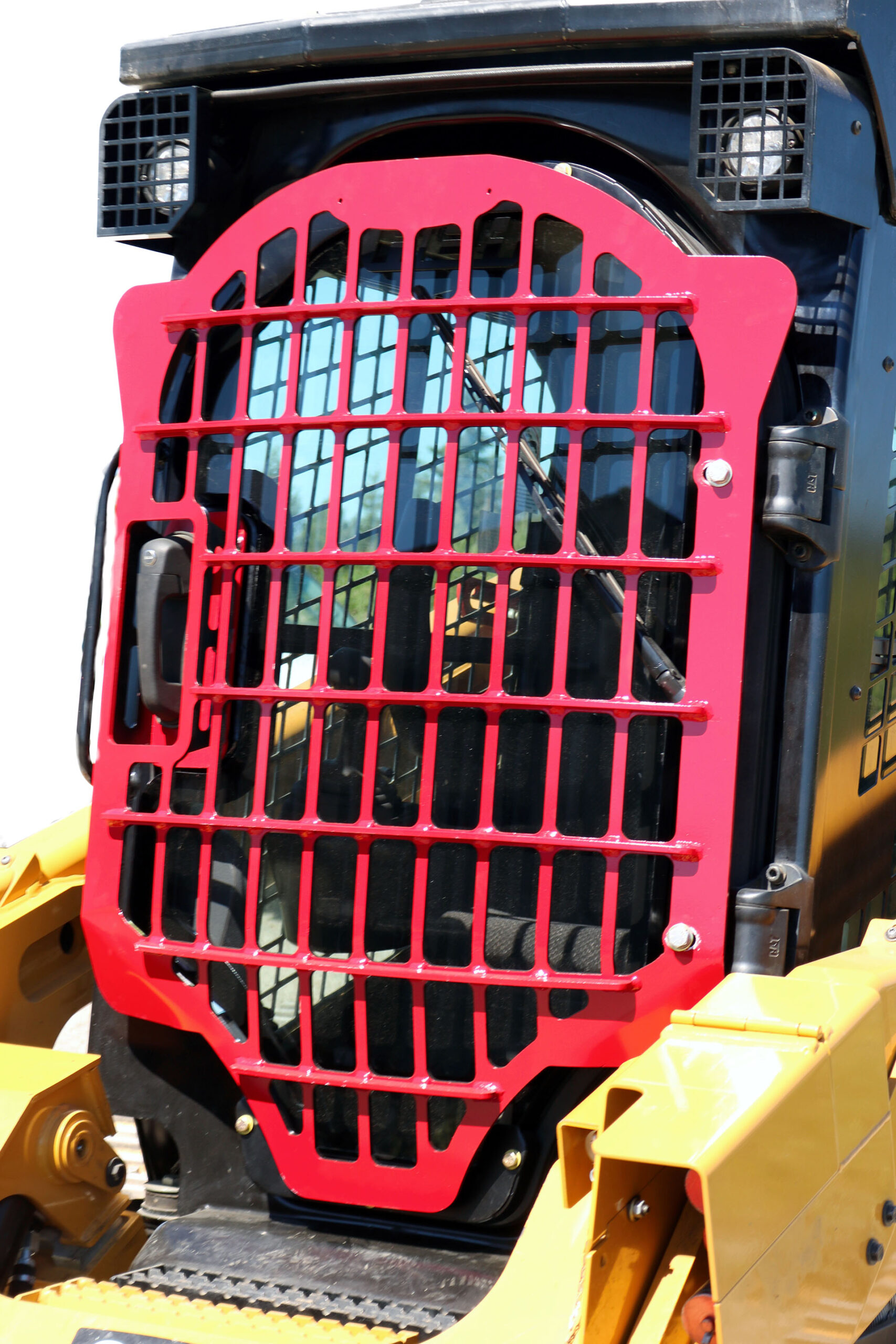 CAT 299D XHP 2.5x5 Skeleton Door