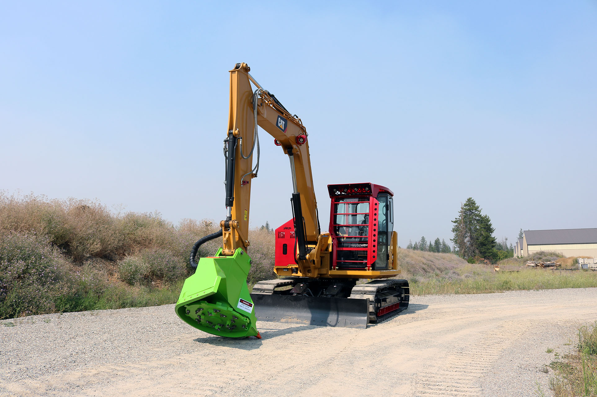 CAT 309 HEA Logger Defender Series