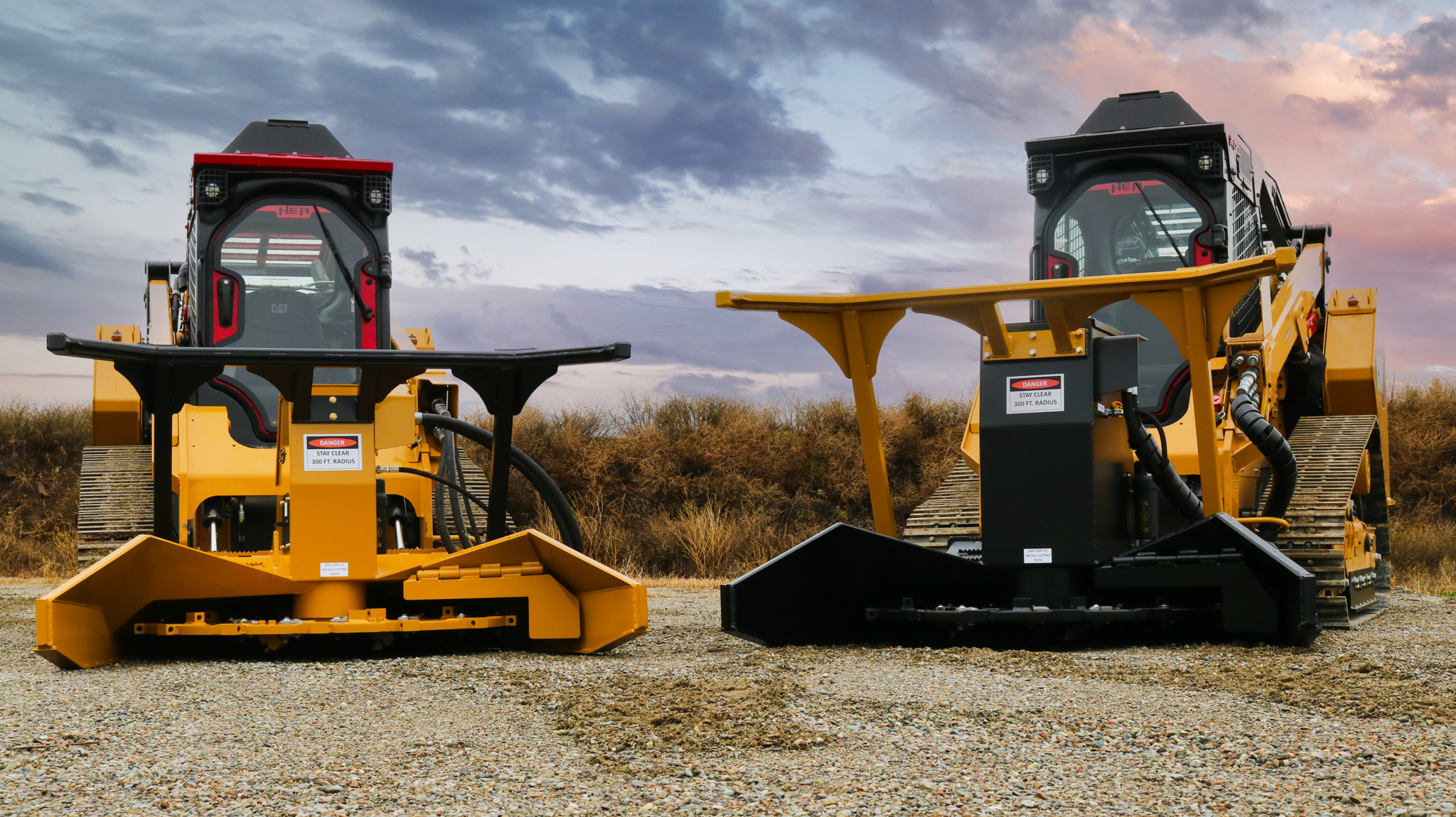 Cat 299D3 SS Eco & SS Extreme Social Media